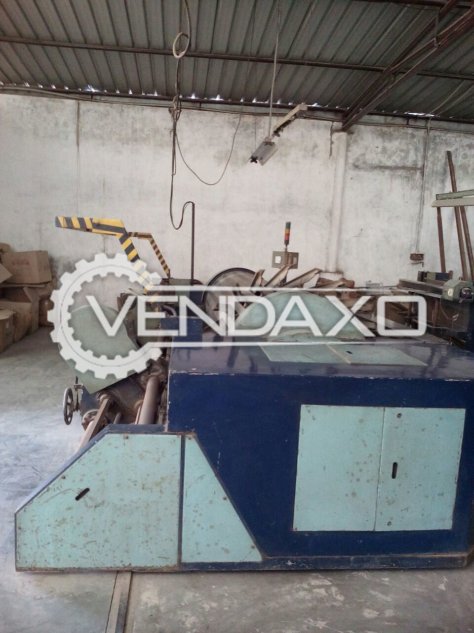 Harsh Textile Warping Machine