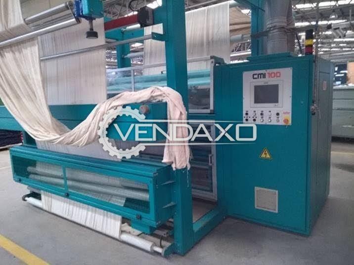 Lafer CMI-100 Shearing Machine