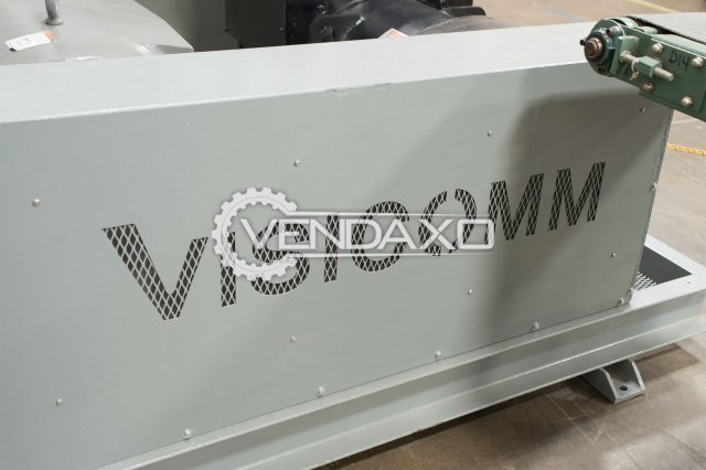 Visicomm Generator Module 250IND6050 Rotary Electrocon Frequency Converter - 250 KVA