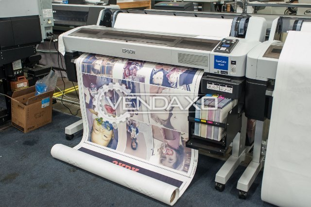Epson SureColor F6200 F-Series 44in Dye Sublimation Printer Machine