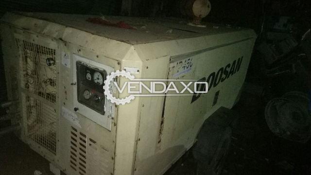 Doosan HP450 Air Compressor
