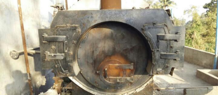 Steam Boiler - 500 KG per Hour
