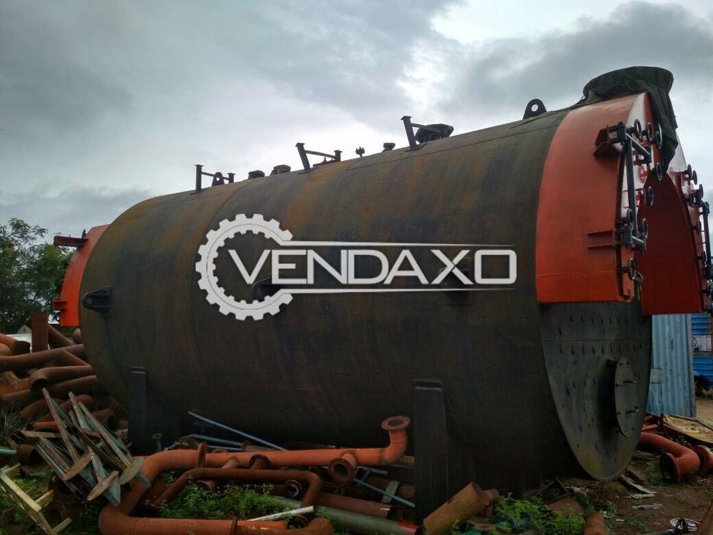Maxtherm Oil Fired Boiler - 17 TPH