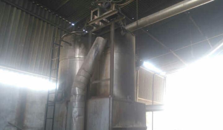 Wood Fire Fluid Heater - 4 Lakhs Kilocalorie
