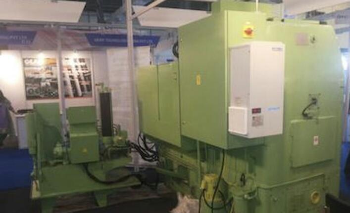 Cnc gear hobbing machine 1