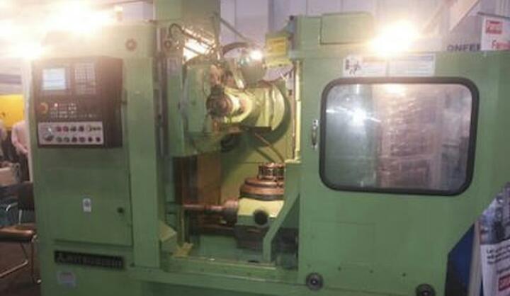 Cnc gear hobbing machine 2