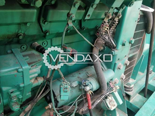 CUMMINS QST30-64 Power Generator - 1000 KVA