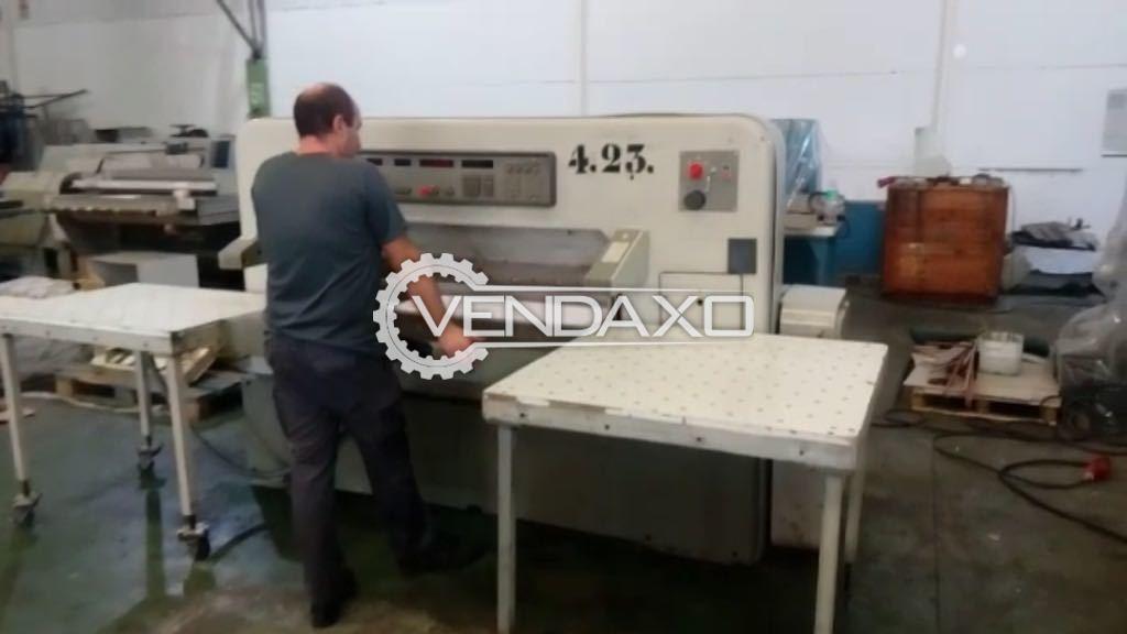 Polar 137 EMC Paper Cutting Machine