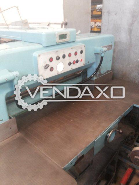 PERFECTA Polygraph Cutting Machine - 42 Inch
