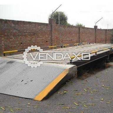 METTLER TOLEDO Digital WeighBridge - 40 Ton