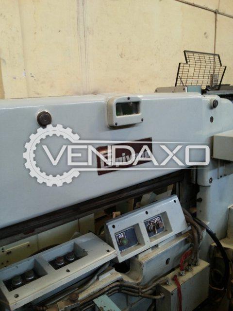Pivano Paper Cutting Machine - 45 Inch