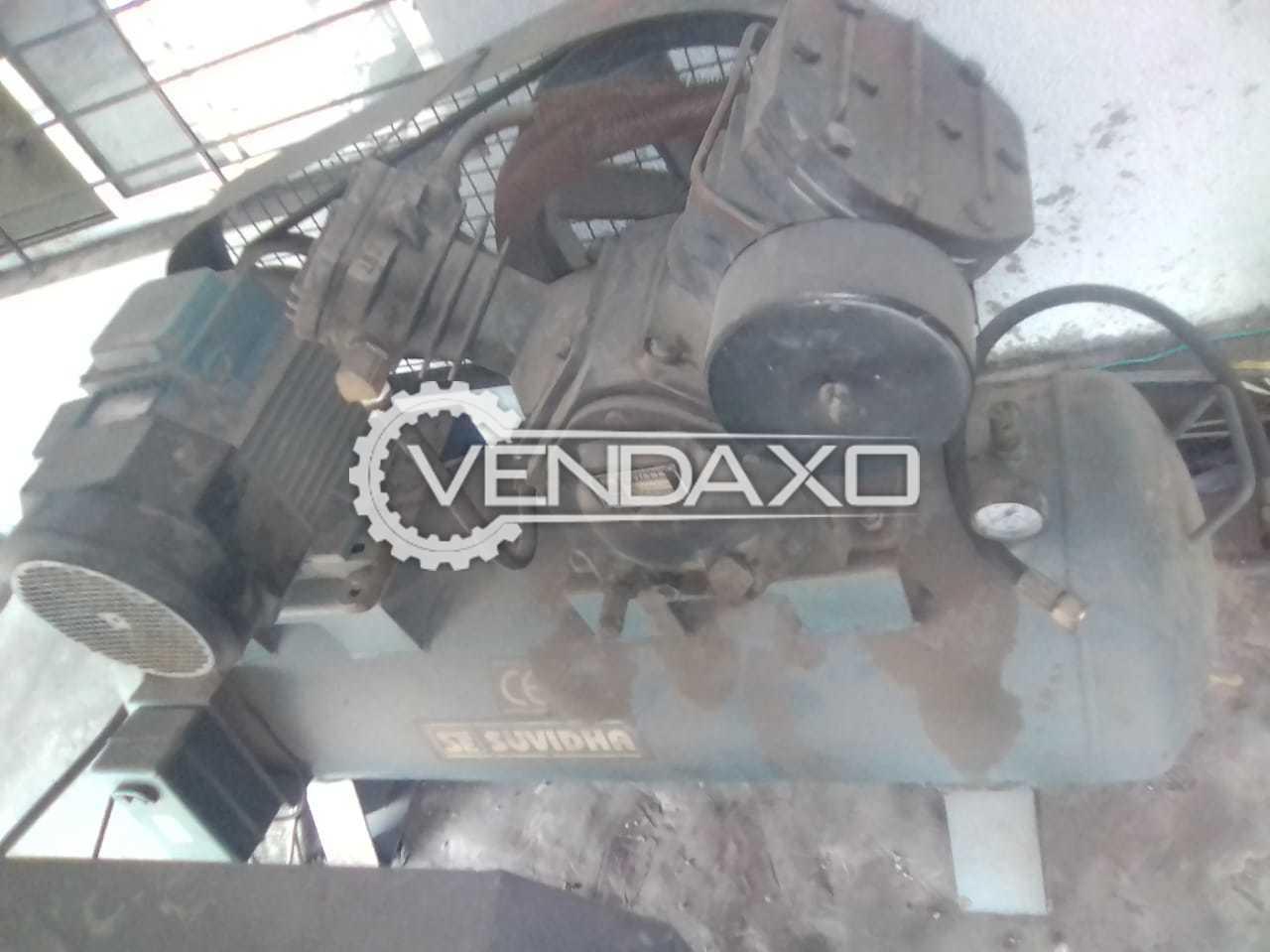 Suvidha Air compressor - 7.5 HP