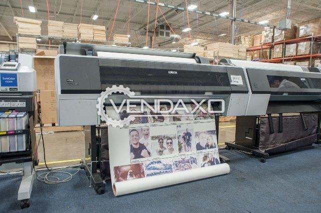 Used Epson Stylus Pro 9890 Large Format Inkjet Printer