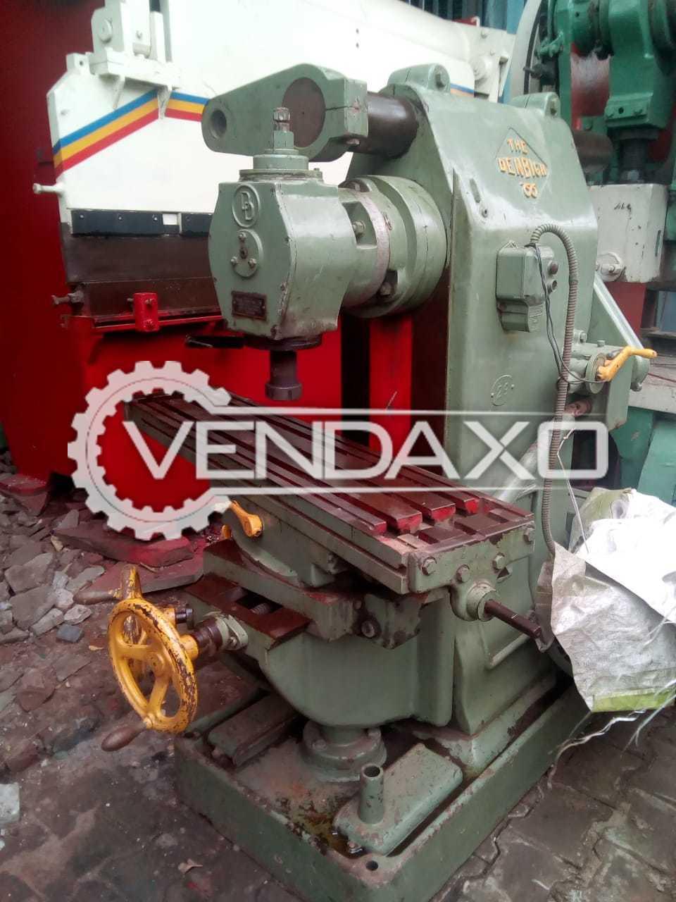 Dufour 221R Universal Milling Machine