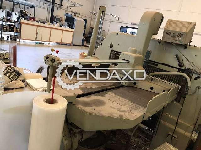 POLAR MOHR 110 Paper Cutting Machine