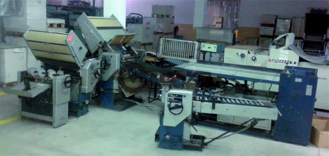 MULTI Effect 4 Folding Machine
