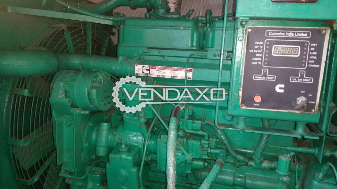 Cummins Silent Diesel Generator - 380 KVA