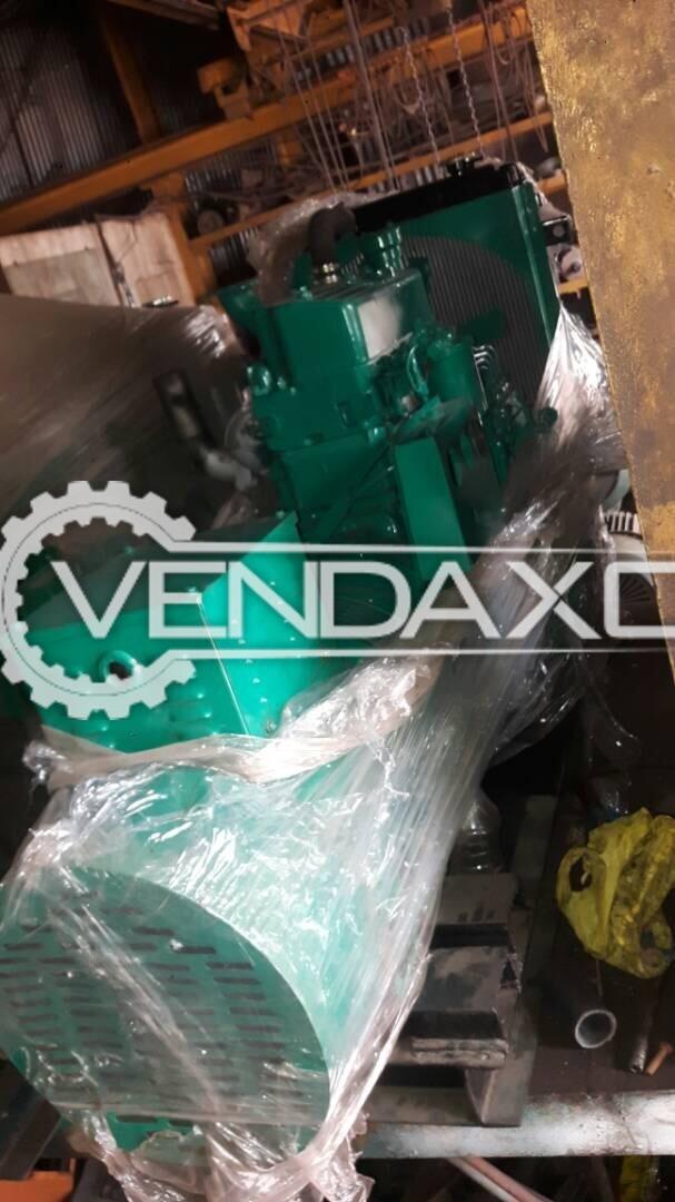Cummins Open Diesel Generator - 40 Kva