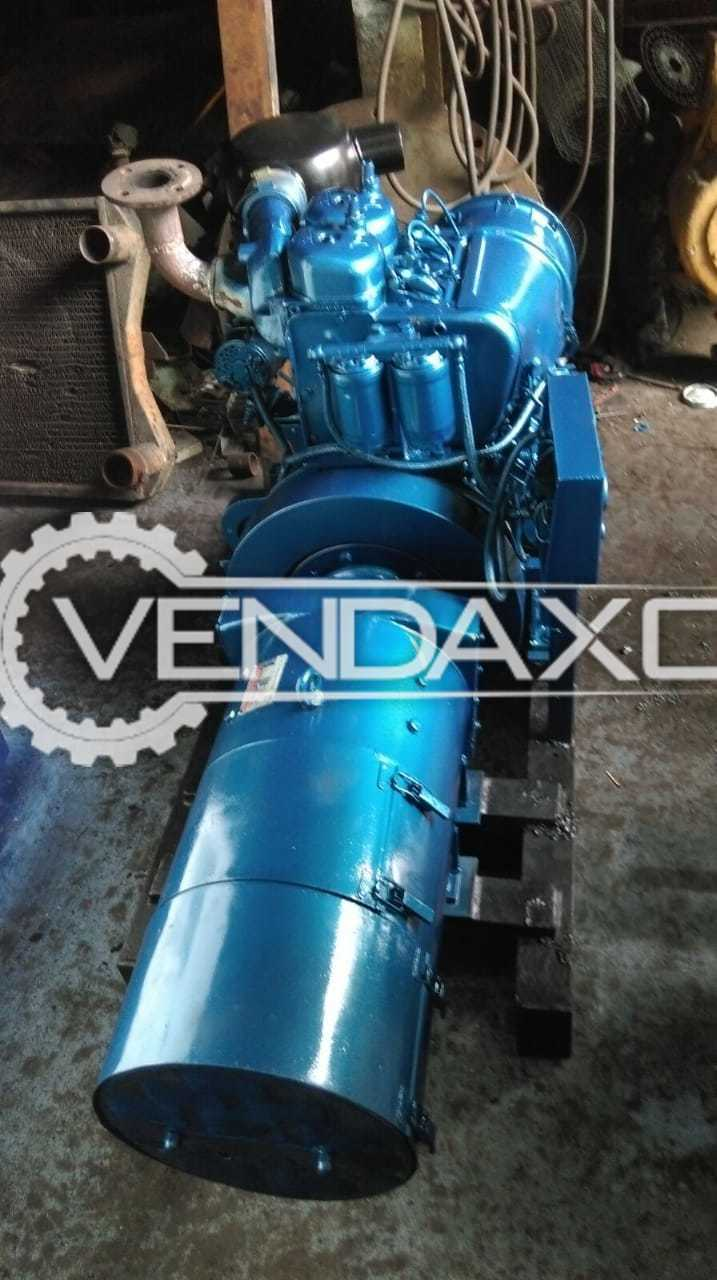 Kirloskar Open Diesel Generator - 15 Kva