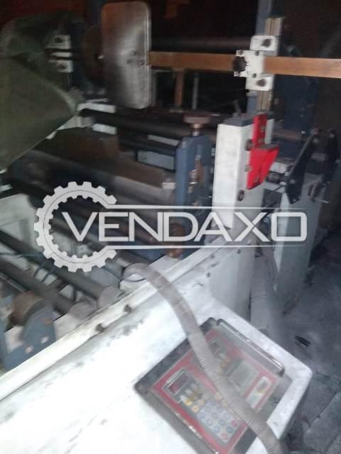 MAMTA VEGA 600 PLUS Bag Making Machine