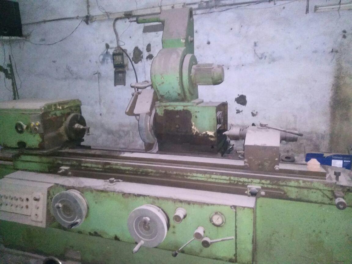 Cylindrical grinder 1250 mm 1