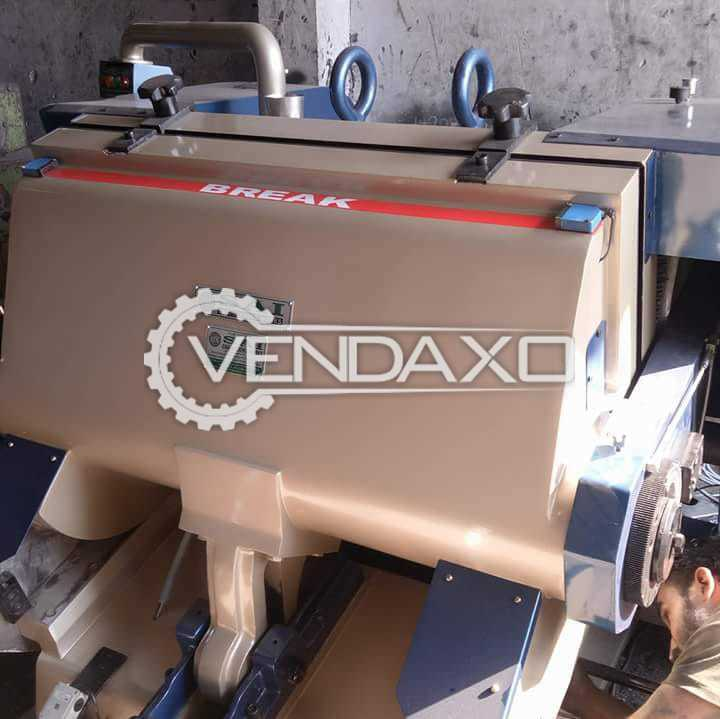 SAI Die Punching Machine-  40 x 56 Inch