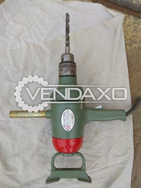 Ralli WDHc Wolf Drill Machine