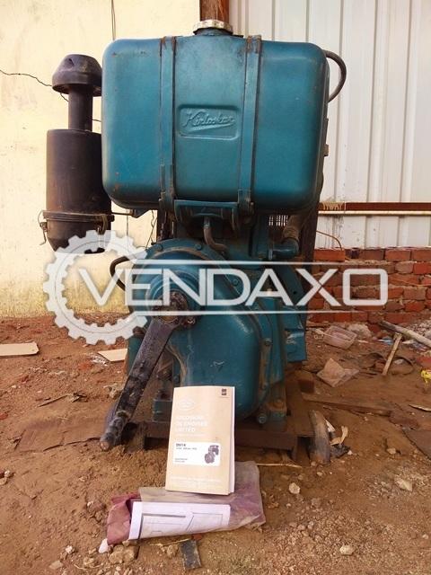 Kirloskar Diesel Generator - 10 Kva With Kirloskar Engine