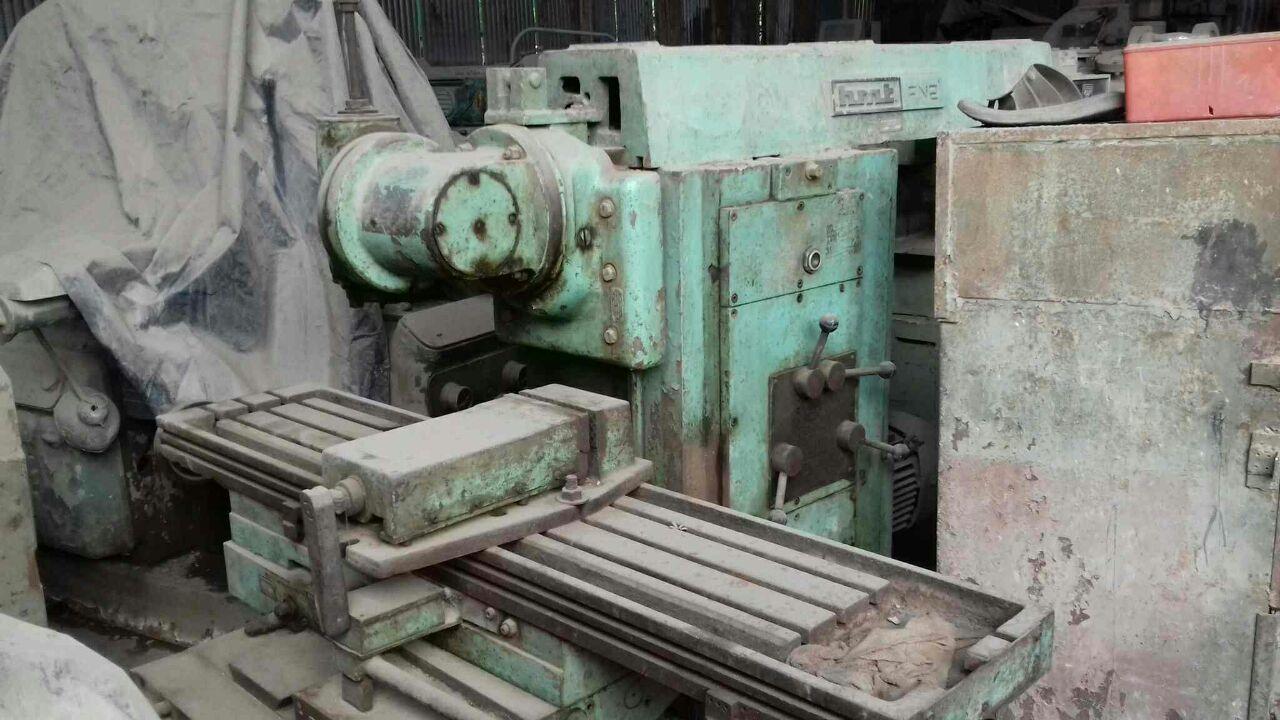 Surface grinder 2
