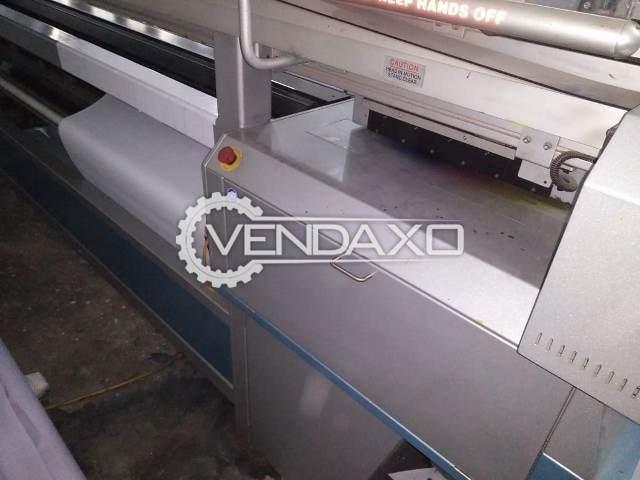 Jeti 3300 Solvant Flex Printing Machine