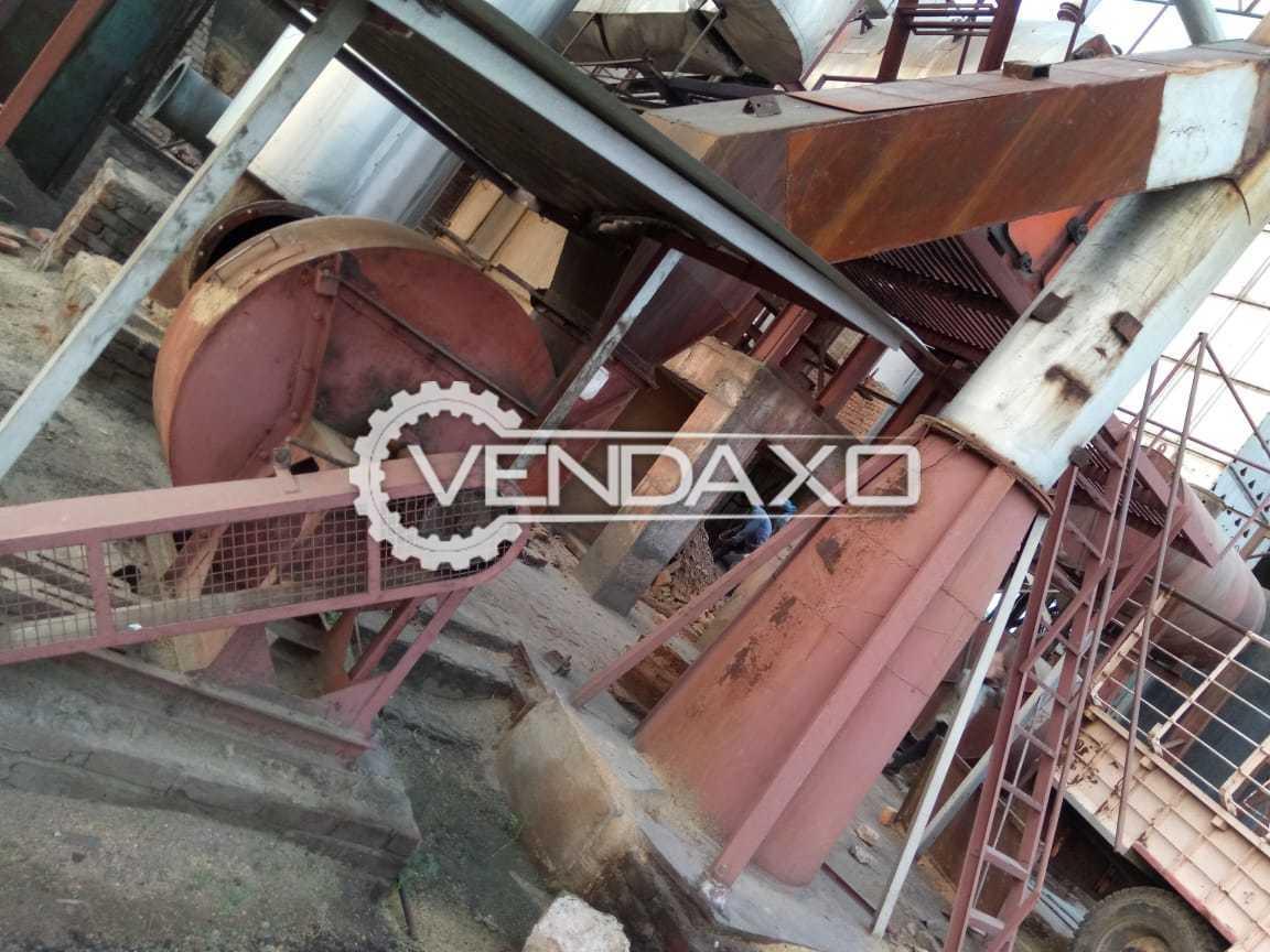 IBL AGROPAK Steam Boiler - 3 Ton (FBC)