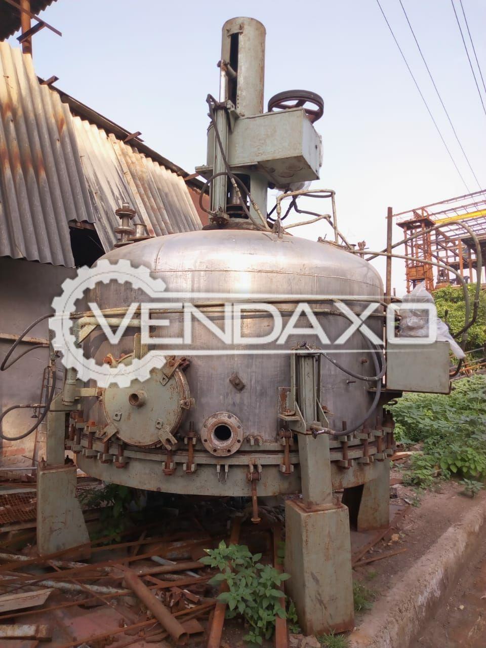 Agitated Nutsche Filter Dryer (ANFD) - 6 KL