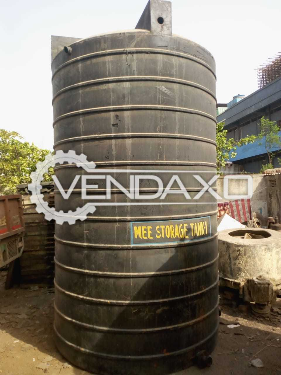 Storage Tank - 10 KL