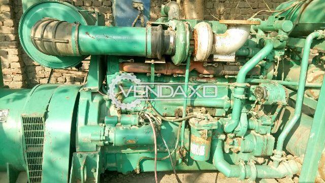 Cummins KTA-19-G4 Diesel Generator - 500 Kva