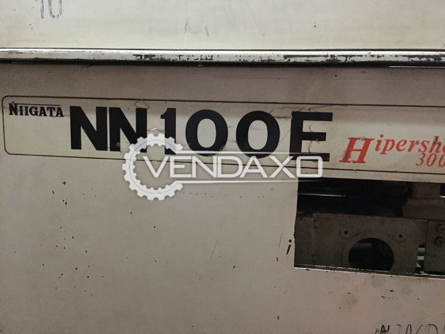 Nigata NN100E Moulding Machine - 100 Ton
