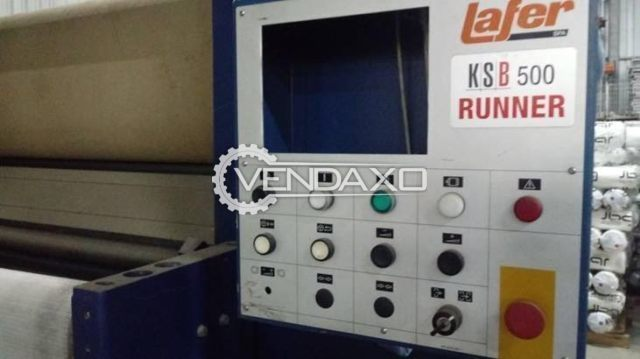 Lafer KSB 500 Runner Felt Type Compactor
