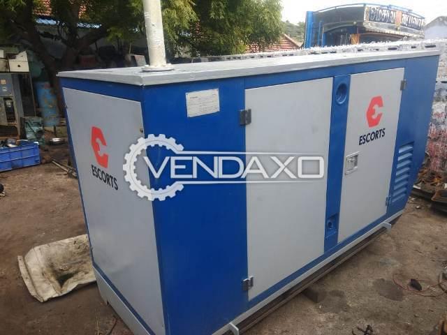 Escorts Diesel Generator - 15 Kva