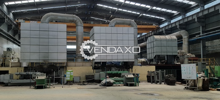 Dehan Annealing Furnace (Roller Hearth)