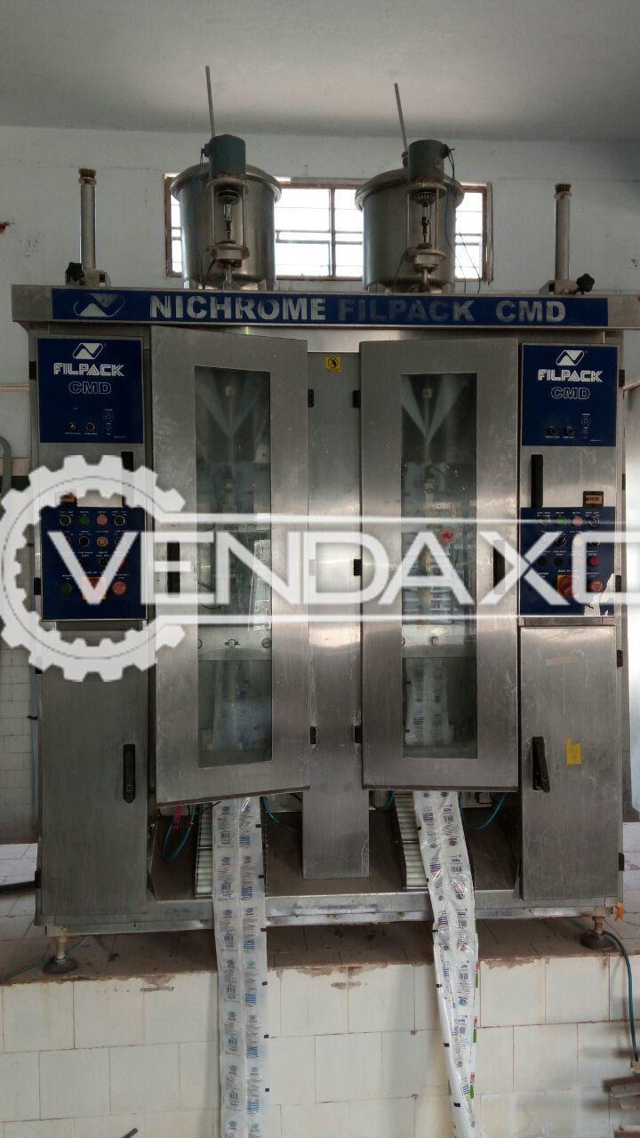 Nichrome Filpack CMD Packaging Machine
