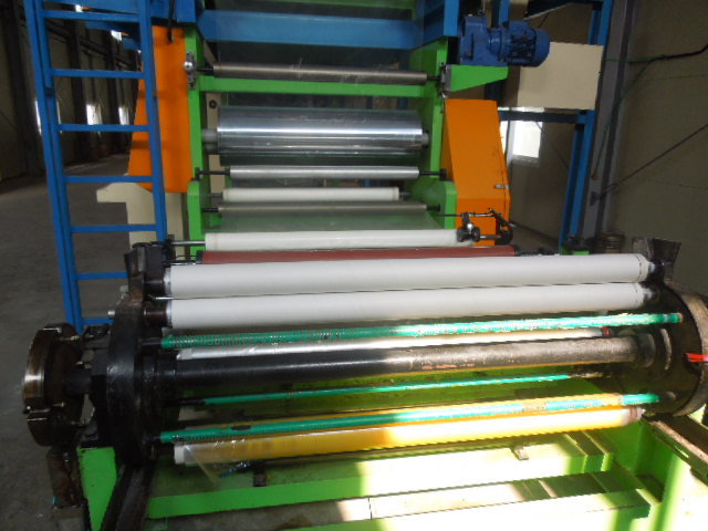 OPP ADHESIVE TAPE COATING LINE