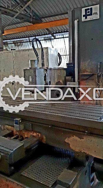 FIL FA200 CNC Bed Milling Machine