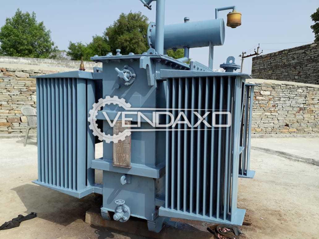 Uttam Bharat Copper Winding Transformer - 315 Kva