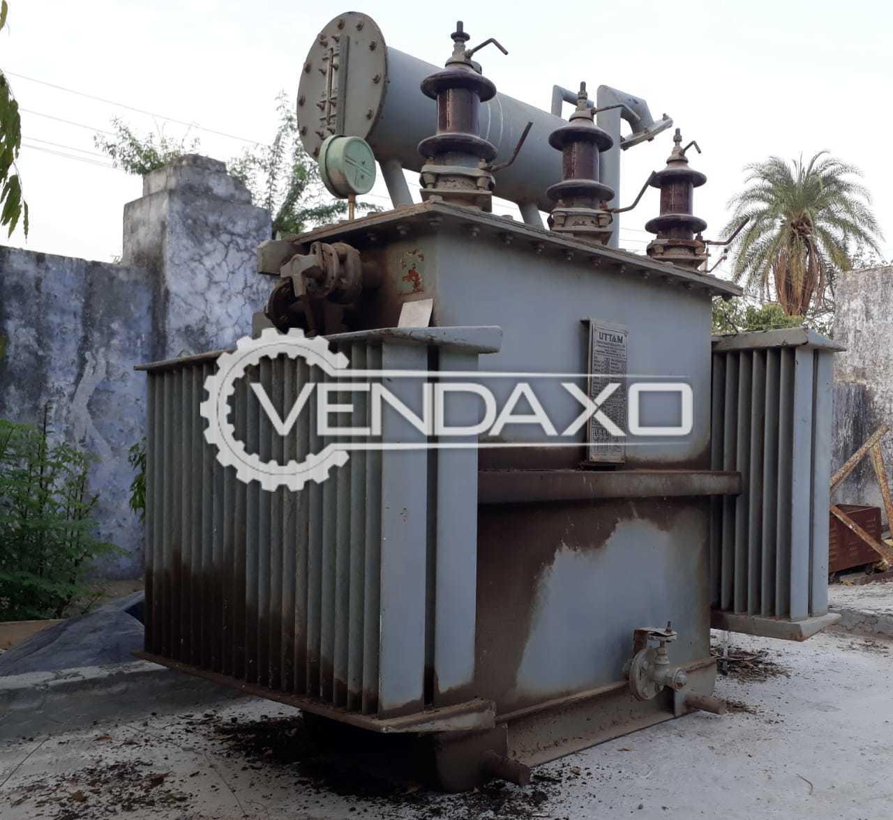 Uttam Bharat Transformer - 250 Kva