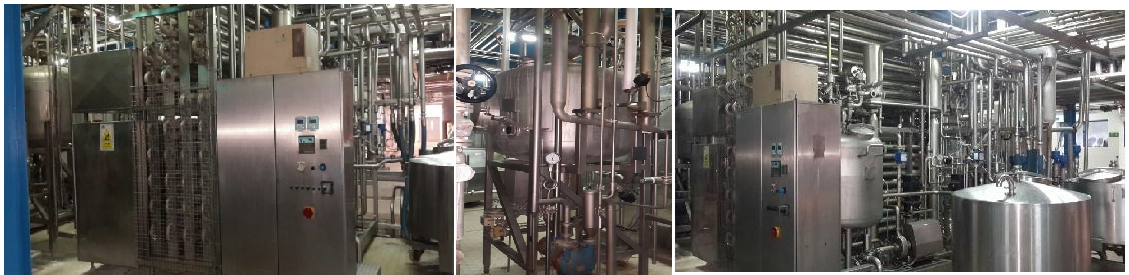 Complete UHT Plant - 6000 LPH or 12000 LPH