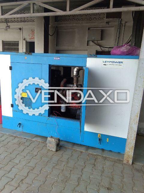 LeyPower Diesel Generator - 62.5 KVA