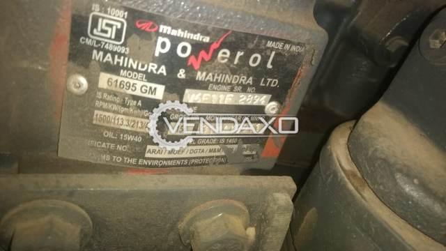 Mahindra Powerol Diesel Generator - 125 Kva