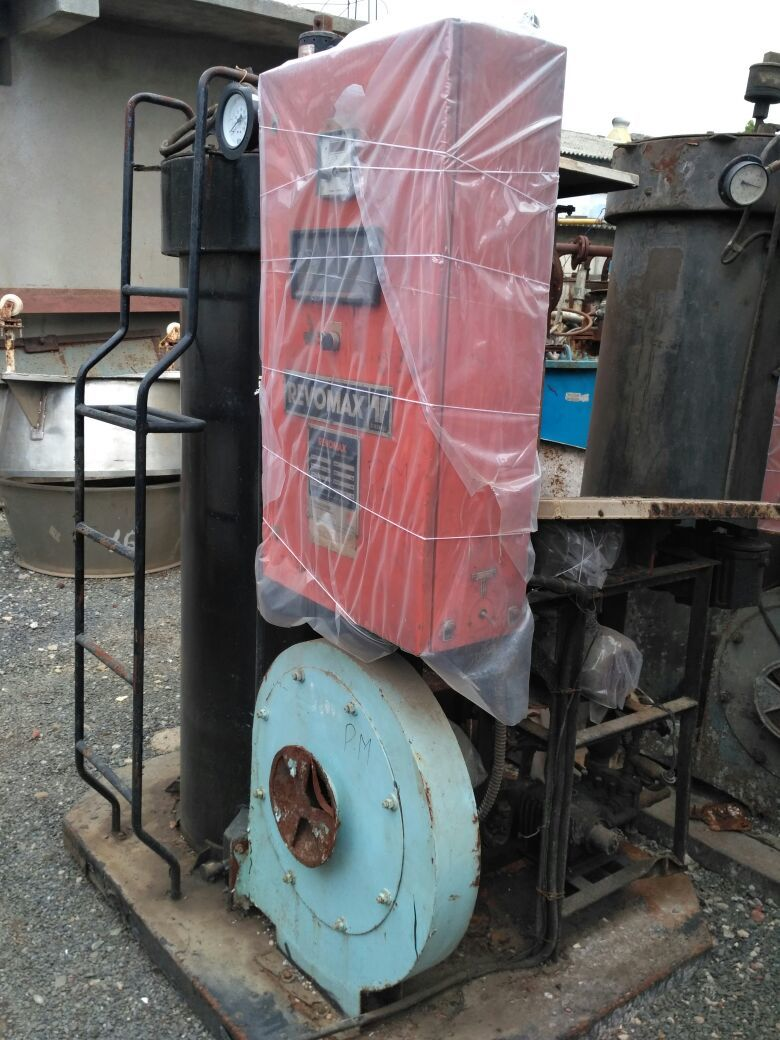 Automatic package steam generator 3