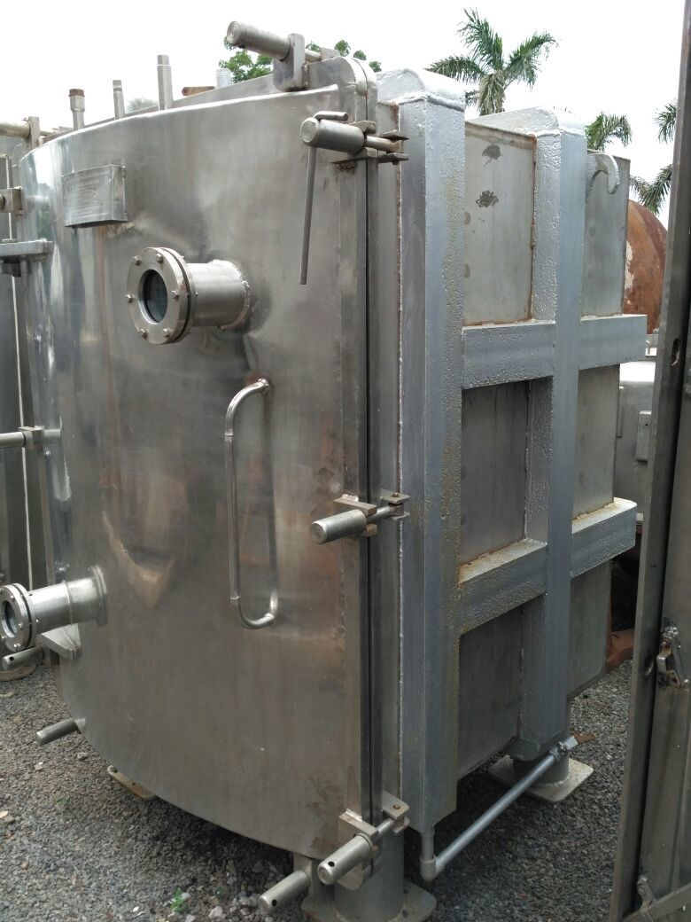 Vaccume tray dyer 5