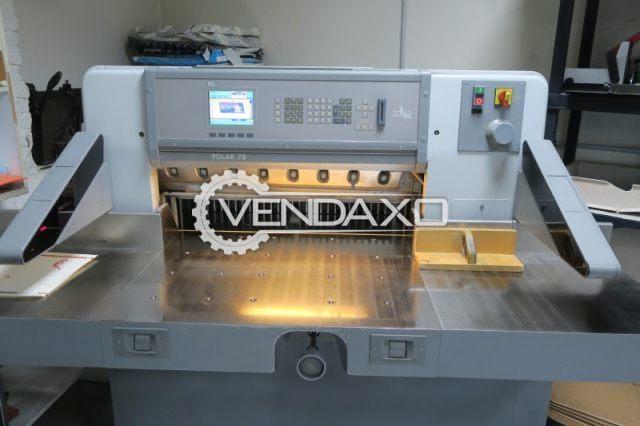 POLAR MOHR 78 ED Paper Cutting Machine
