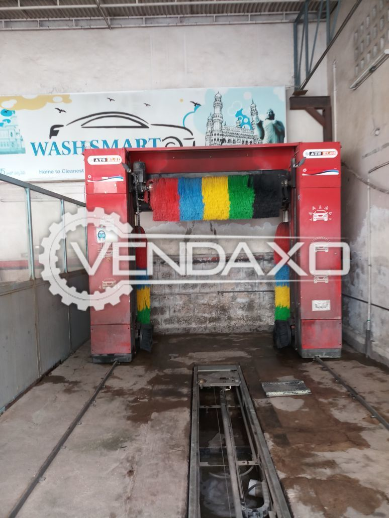 ATS ELGI Automatic Car Wash Machine